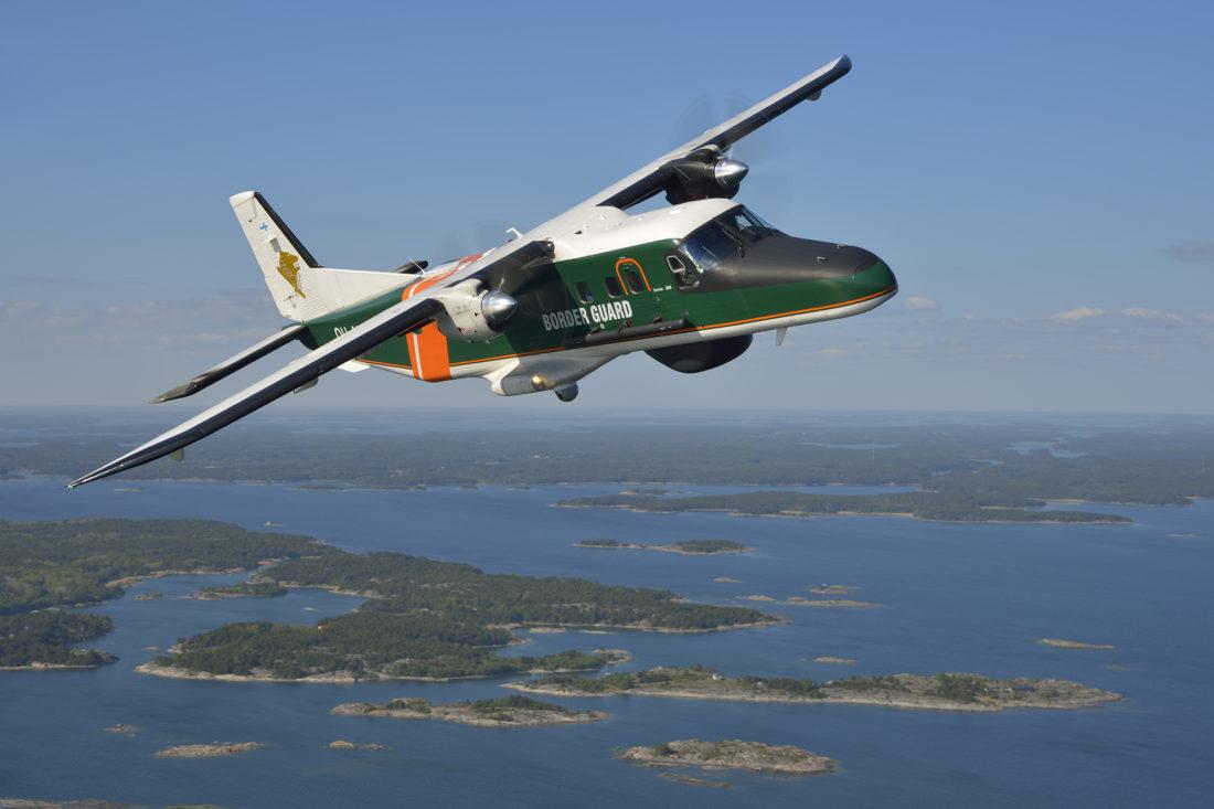 FBG's Dornier 228